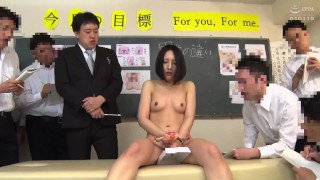 Mom Ass  : SVDVD795 Sexy Tutor giving Sex education